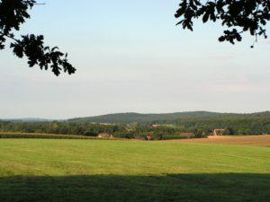 Landelijke omgeving van Groesbeek